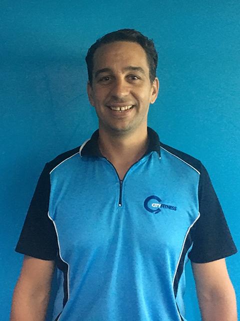 CF Robbie Ashman Trainer