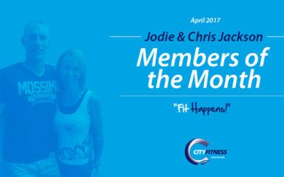 Jodie & Chris Jackson