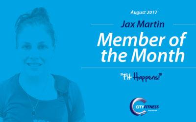 Jax Martin