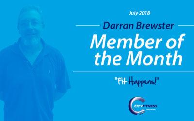 Darran Brewster