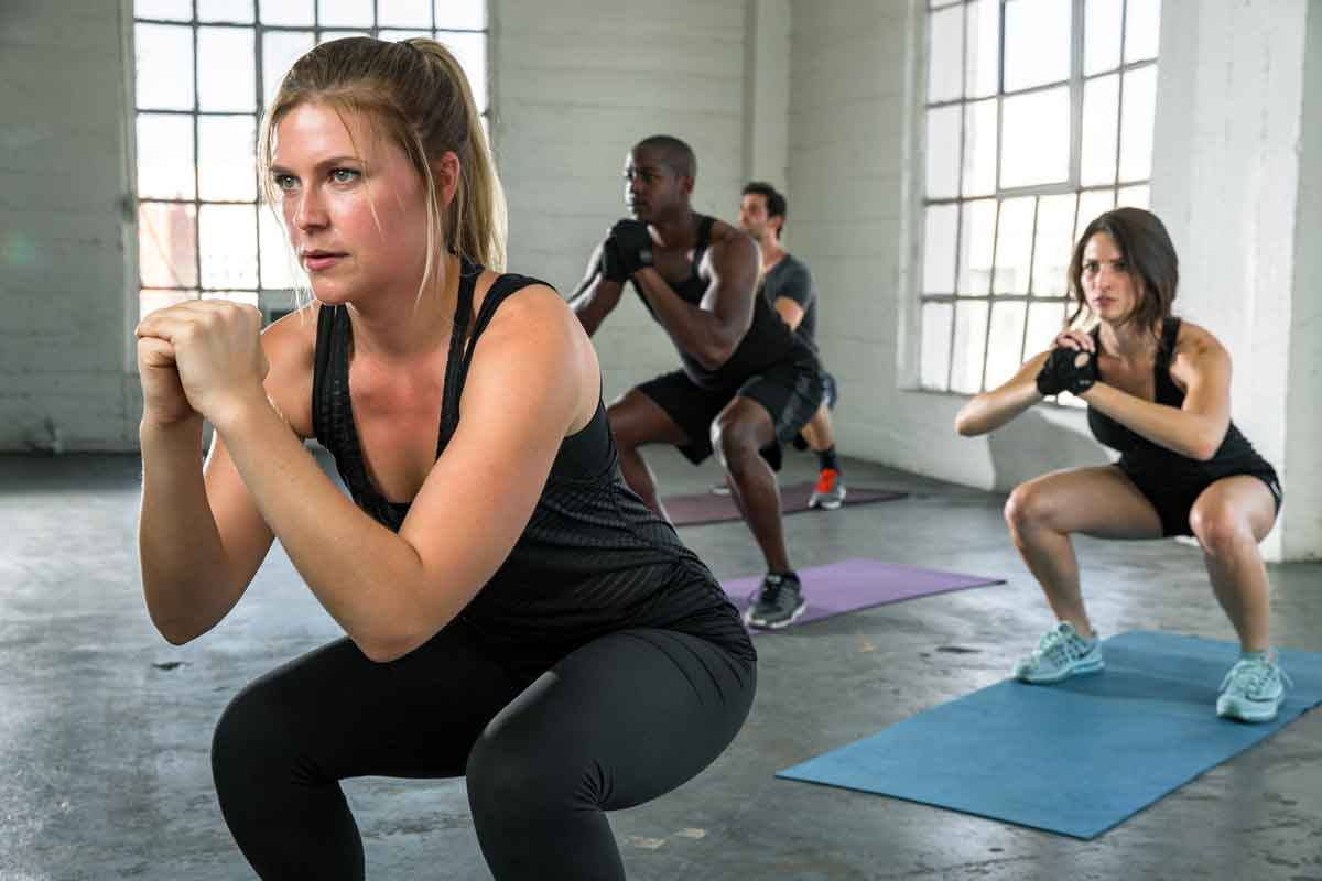 City Fitness Mackay - ELECTRIX Group Fitness
