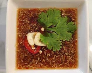 Spicy Thai Salad Dressing