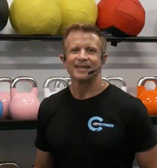 Steve Eden City Fitness Mackay