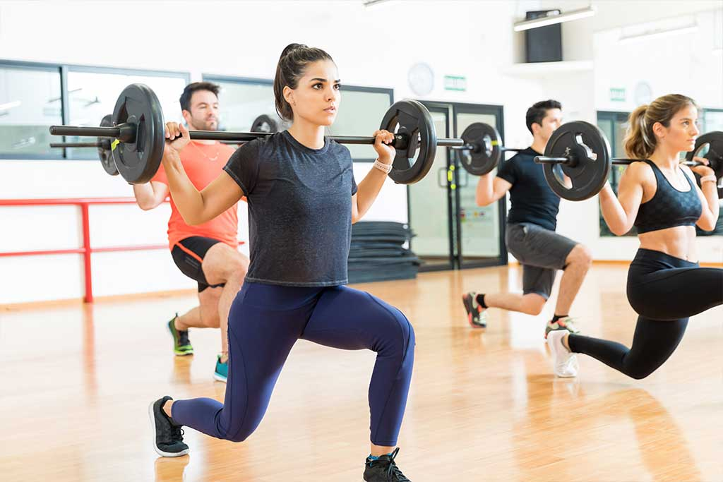 City Fitness Mackay Body Pump